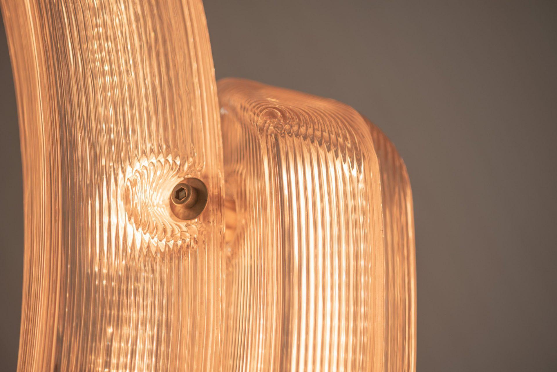 Kooij Buitenhuis Chandelier Light 120 cm super close