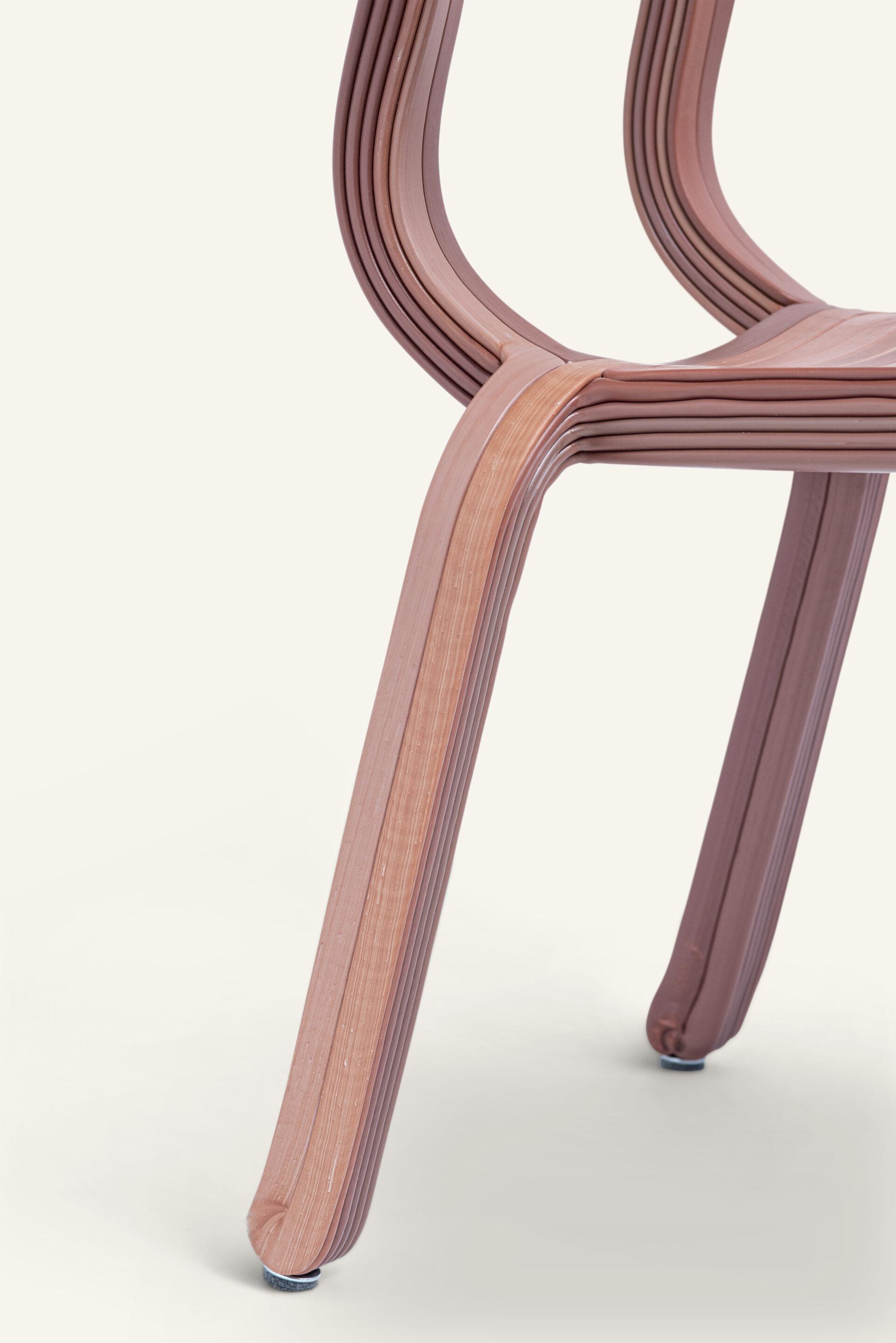KOOIJ RVR Chair Brick