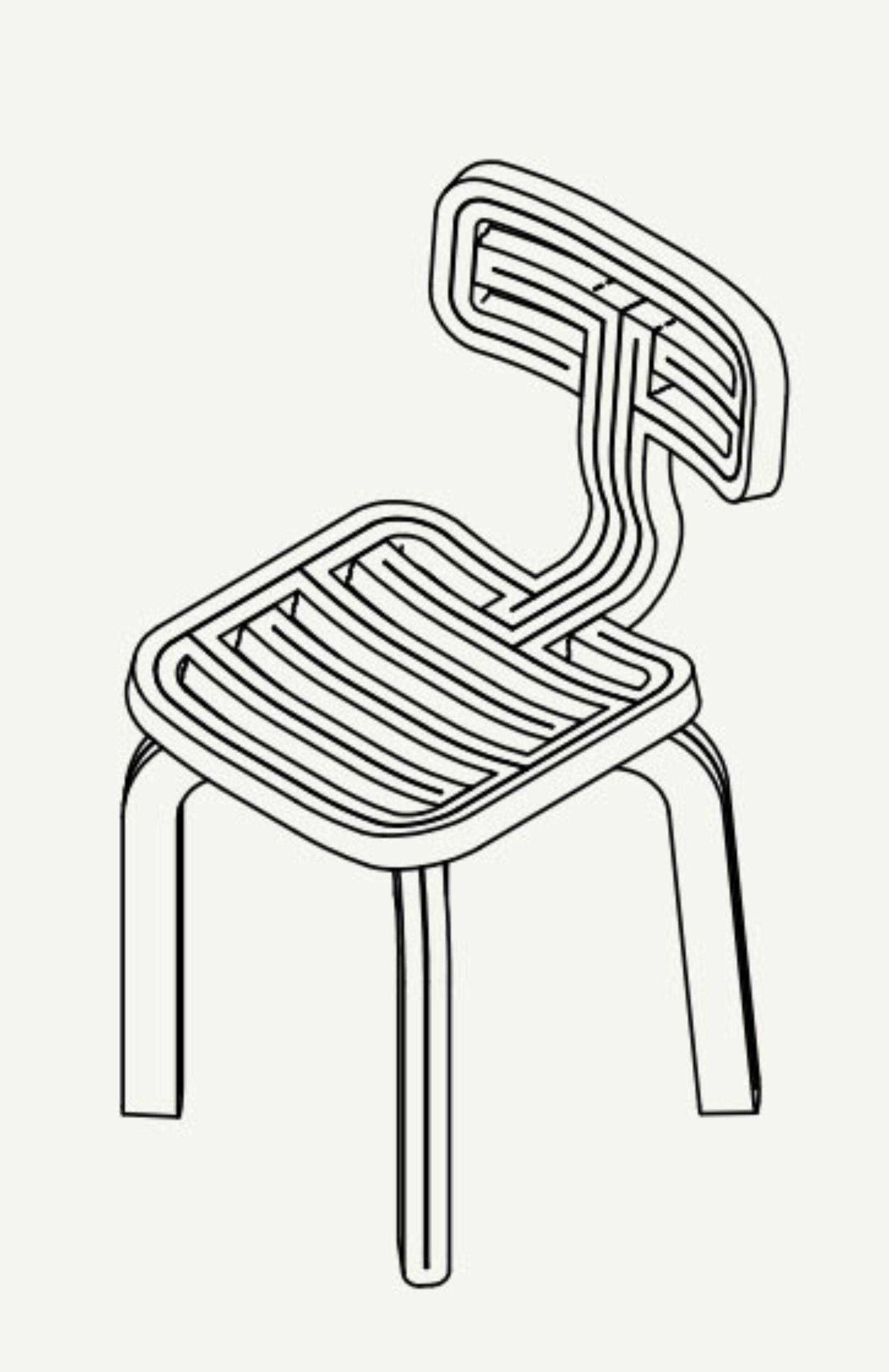 1 chubby chair