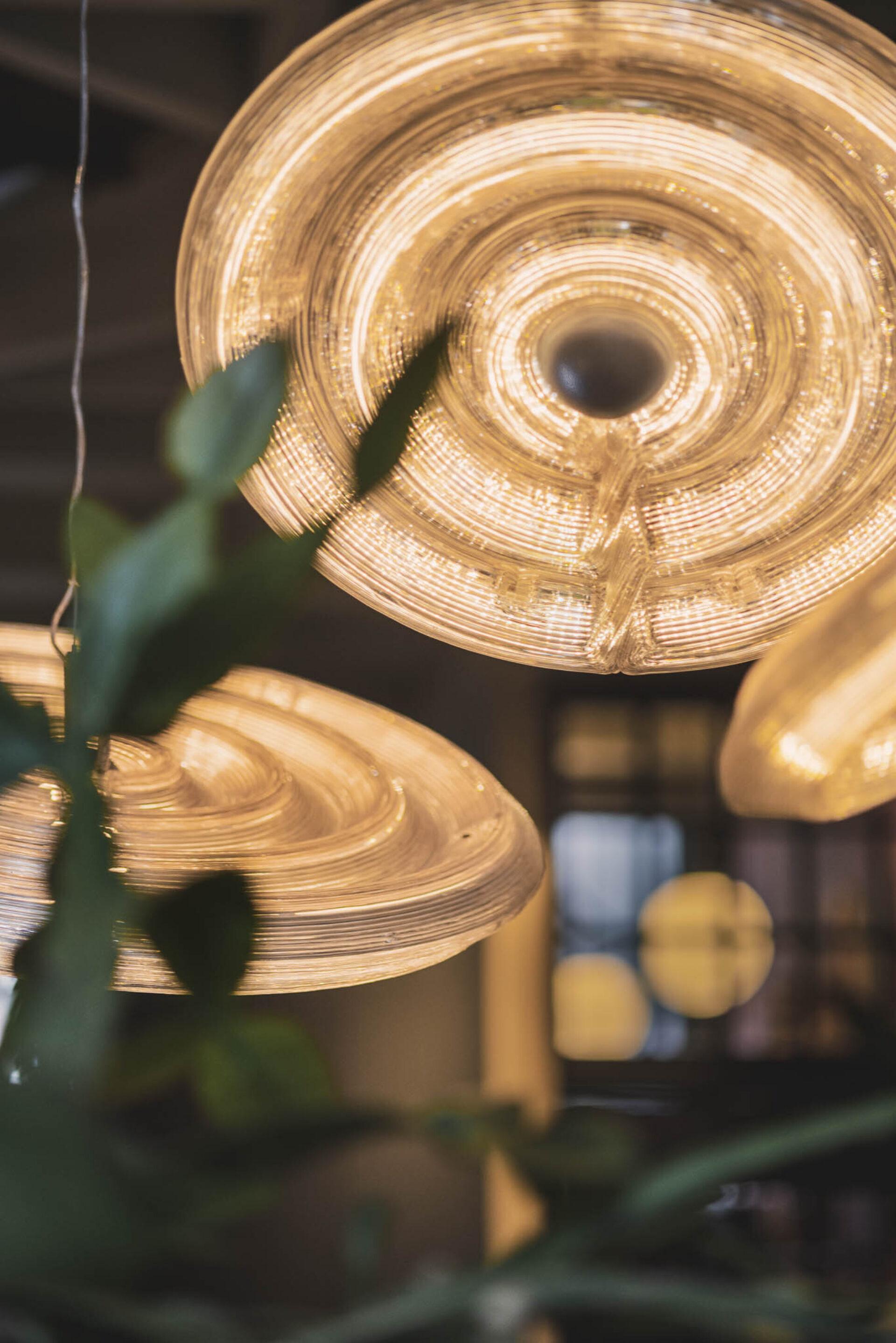 Kooij fresnel light installed 68cm