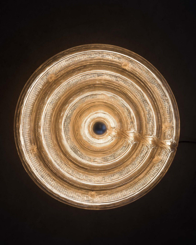 Kooij fresnel light wall 68cm recycled plastic