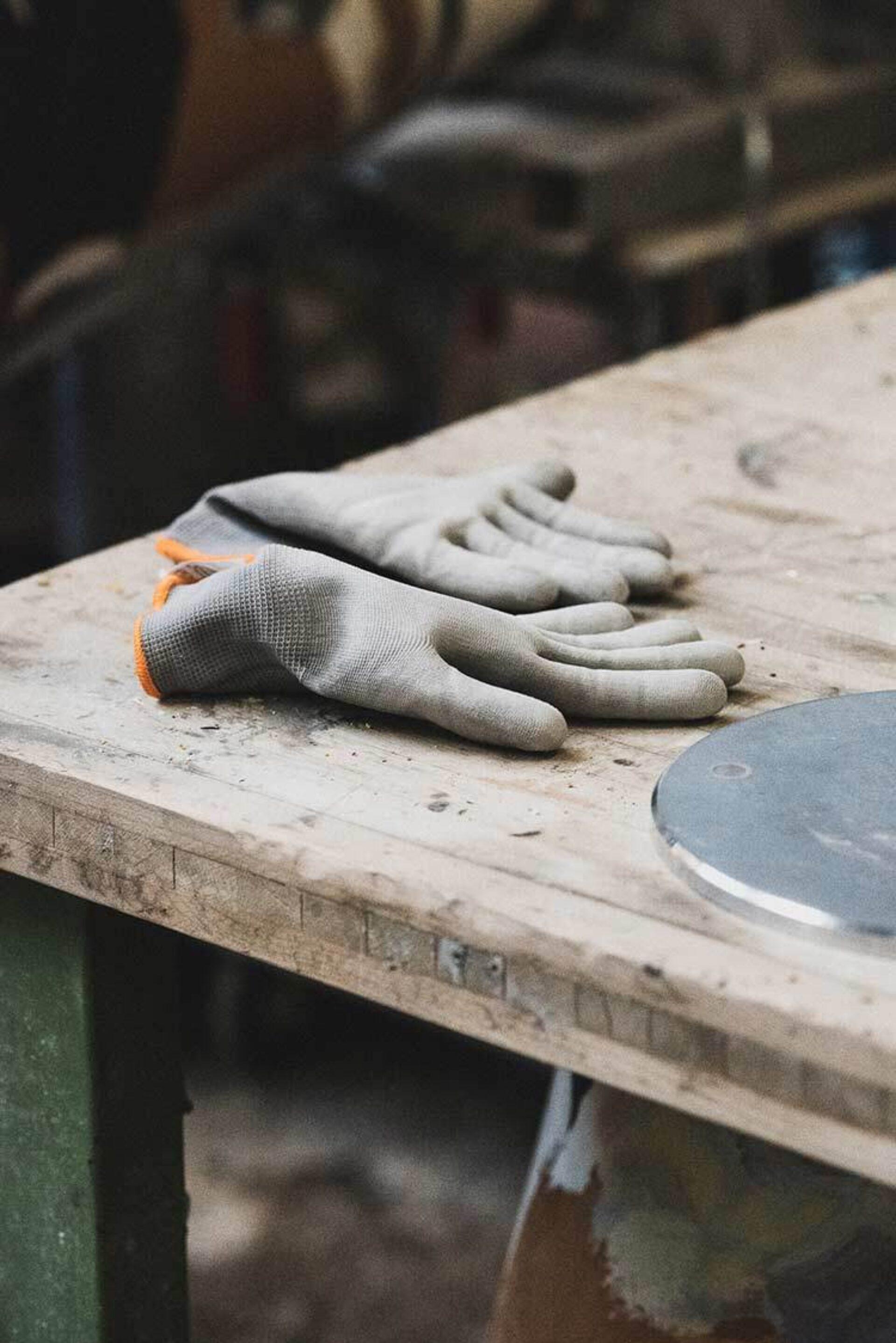 Kooij workshop gloves craftsman recycled plastic