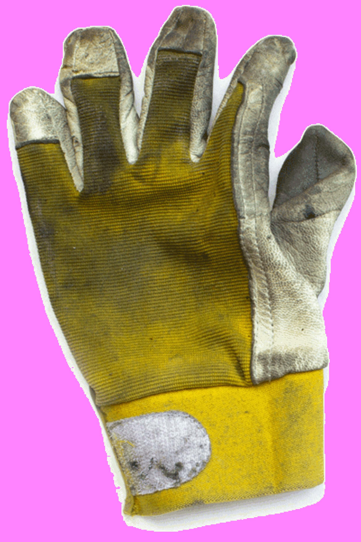 Kooij workshop yellow glove